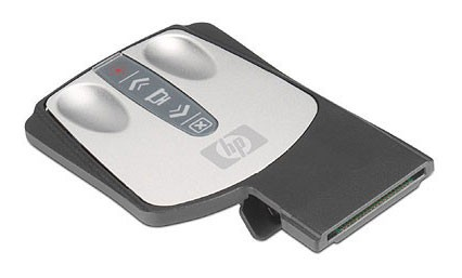 HP Bluetooth ExpressCard Mouse (GK872AA)