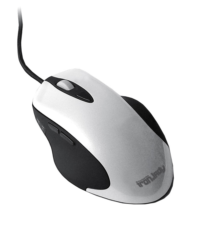 SteelSeries Ikari Laser White